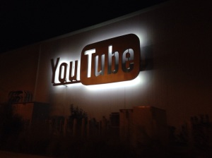 YouTube Exterior of their building. Pretty neat to witness in person!